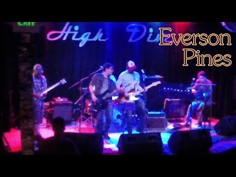 Everson Pines 5/28 @ High Dive