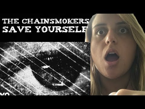 The Chainsmokers, NGHTMRE - Save Yourself (Lyric Video) Reaction