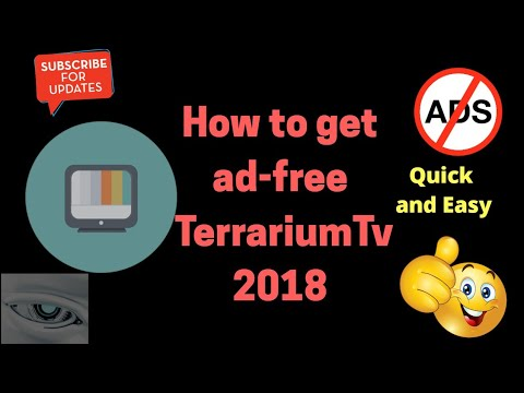 How To Get Ad-free Terrarium Tv On Amazon Firestick Fire Tv And Any Android Device 2018