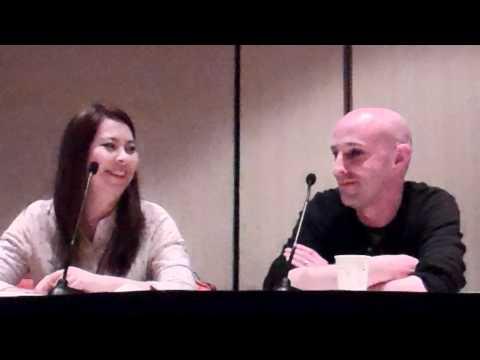 SAGA: A Conversation with Brian K. Vaughan & Fiona Staples (1/5)