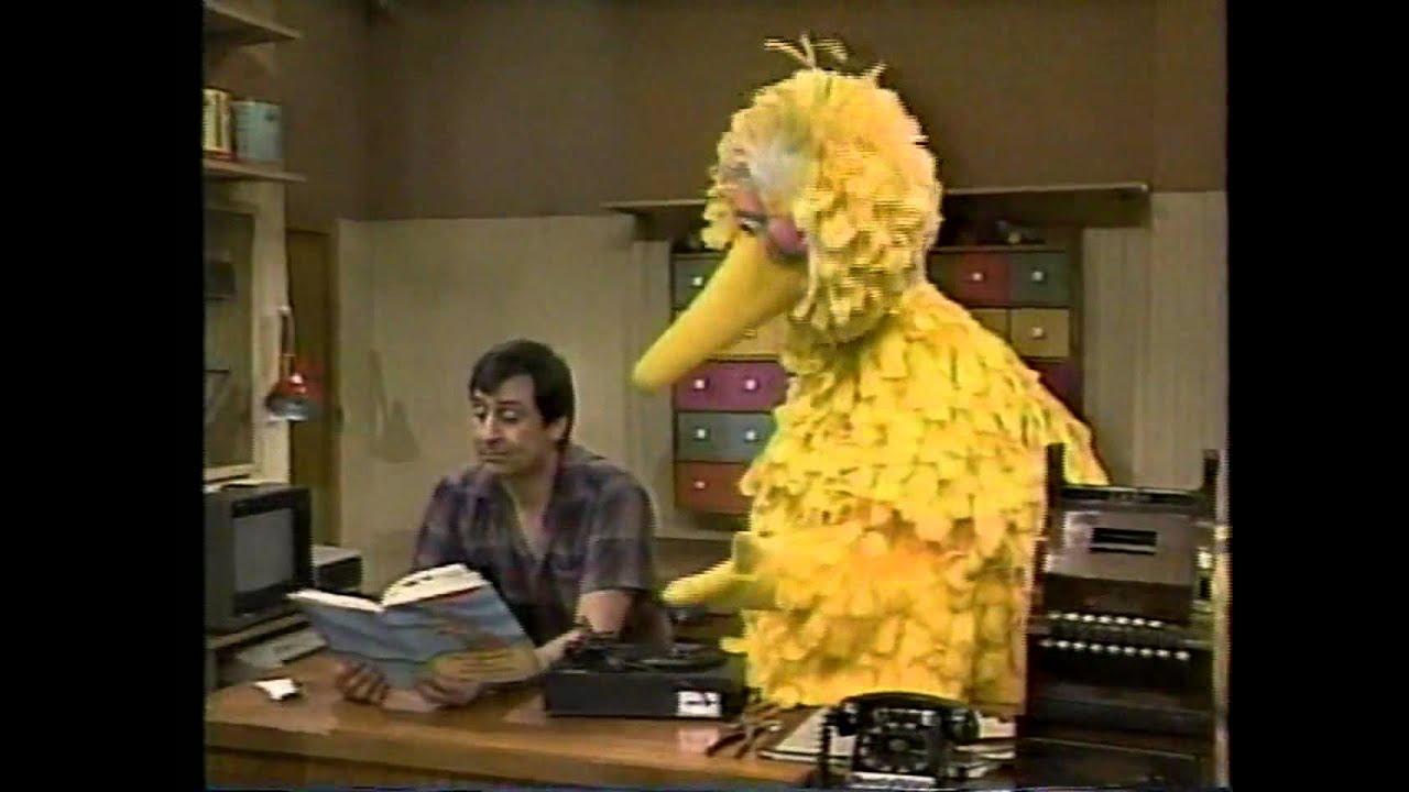 Sesame Street classica - Una giornata con libri - Youtube-3472