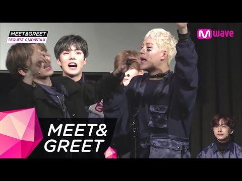 [MEET&GREET] 180104 MONSTA X 5th Mini Album 'THE CODE' (ENG SUB/FULL EPISODE)