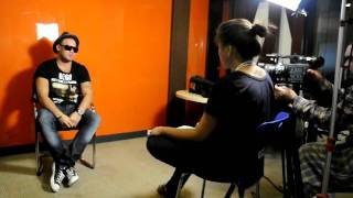 Kay One In Manila MYX Interview Part 1 Kenneth Allein Zu Haus