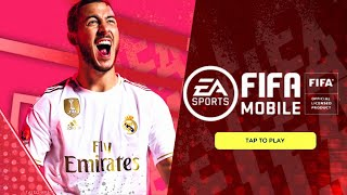 FIFA MOBILE 20 IS HERE!! - ELITE PACK OPENING & LOADING SCREEN , GAMEPLAY...