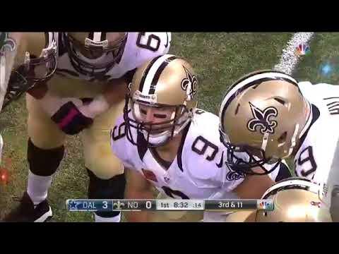 2015 - Cowboys @ Saints Week 4 SNF