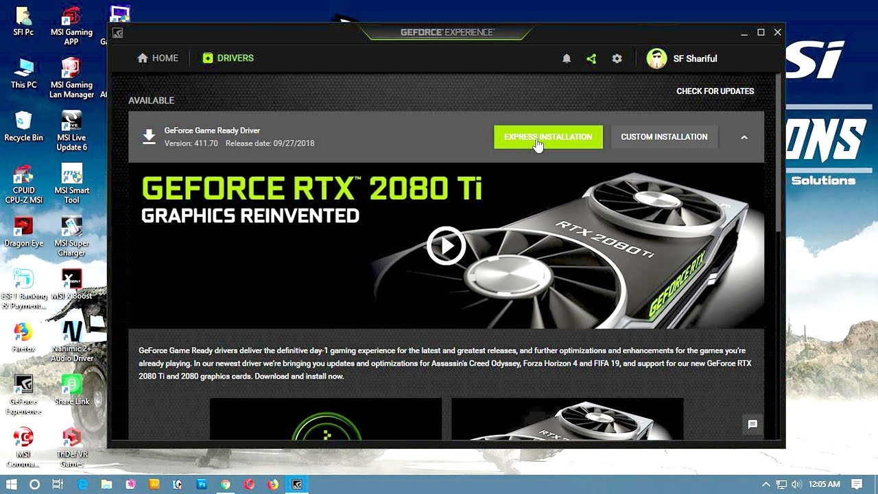 xnxubd 2019 nvidia geforce experience download free