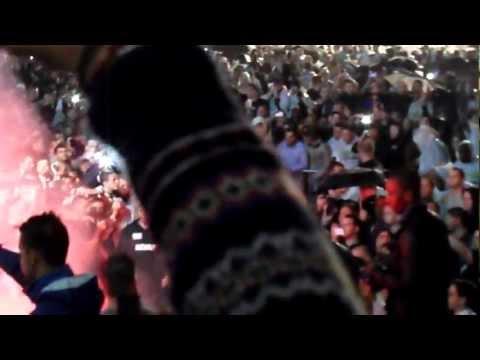 David Haye entrance vs Chisora
