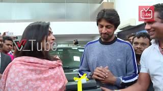 Kiccha Sudeep Gift Brand New SUV To His Sister's Daughter Shreya