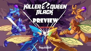 [E3] Killer queen black (Preview Nintendo Switch)