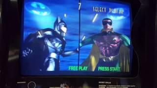 Batman Forever SUPER RARE ARCADE by Acclaim 90's Hotness!