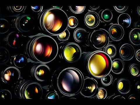 Поговорим про объективы для фотоаппаратов