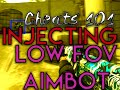 Cheats101 INJECTING UNDETECTED at lan and Small FOV AIMBOT