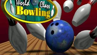 World Class Bowling (Incredible Technologies 1995)  Attract Mode 60fps
