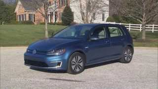Volkswagen e-Golf 2015 Videos