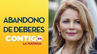 Concejales piden destituir a la alcaldesa Cathy Barriga - Contigo En La Mañana