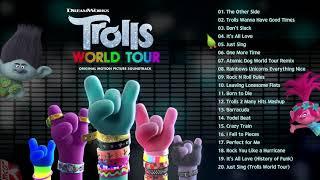 ✔️ 트롤 월드 투어 OST / TROLLS World Tour (Original Motion Picture Soundtrack)