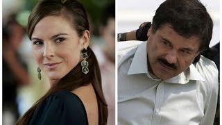 Carta del Kate del Castillo al Chapo Guzman