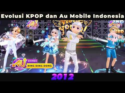 Evolusi KPOP dan Aumobile Indonesia
