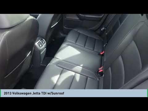 2013 Volkswagen Jetta 2013 Volkswagen Jetta FOR SALE 607619
