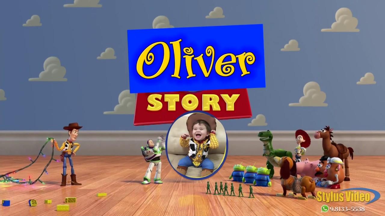 Oliver 1 aninho  - Teaser