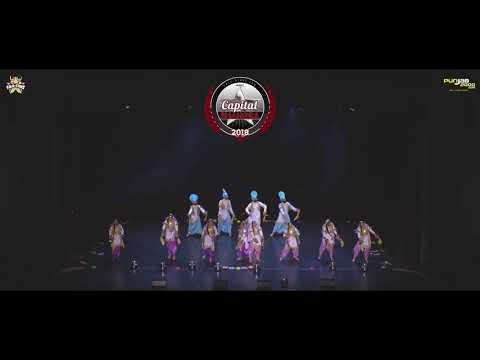 Kingston University & Royal Holloway  |  CAPITAL BHANGRA 2018  |  OFFICIAL 4K VIDEO