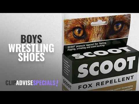 Top 10 Boys Wrestling Shoes [2018]: 3XScoot Fox Repellent Concentrate 100g