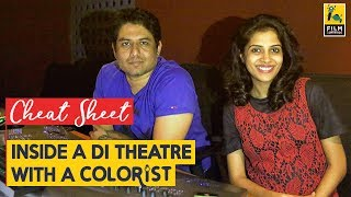 Inside A DI Theatre With A Colorist | Cheat Sheet | Padmavati thumbnail