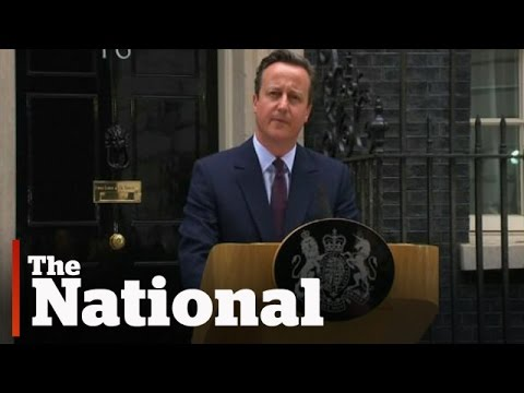 British Election Results: Conservatives Win