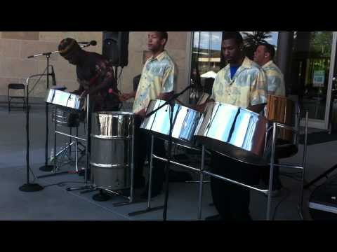 Under The Sea - The Little Mermaid Song - The Islanders Steel Drum Band - Obe Quarless Music
