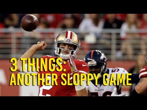 49ers preseason: Another sloppy game