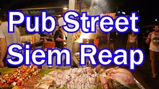Pub Street Siem Reap Thumbnail
