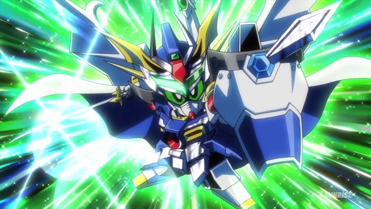 Build Fighters Episode