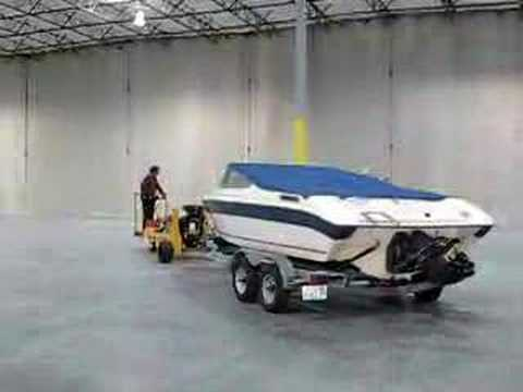 Sumner Indoor RV & Boat Storage:  large heated warehouse !