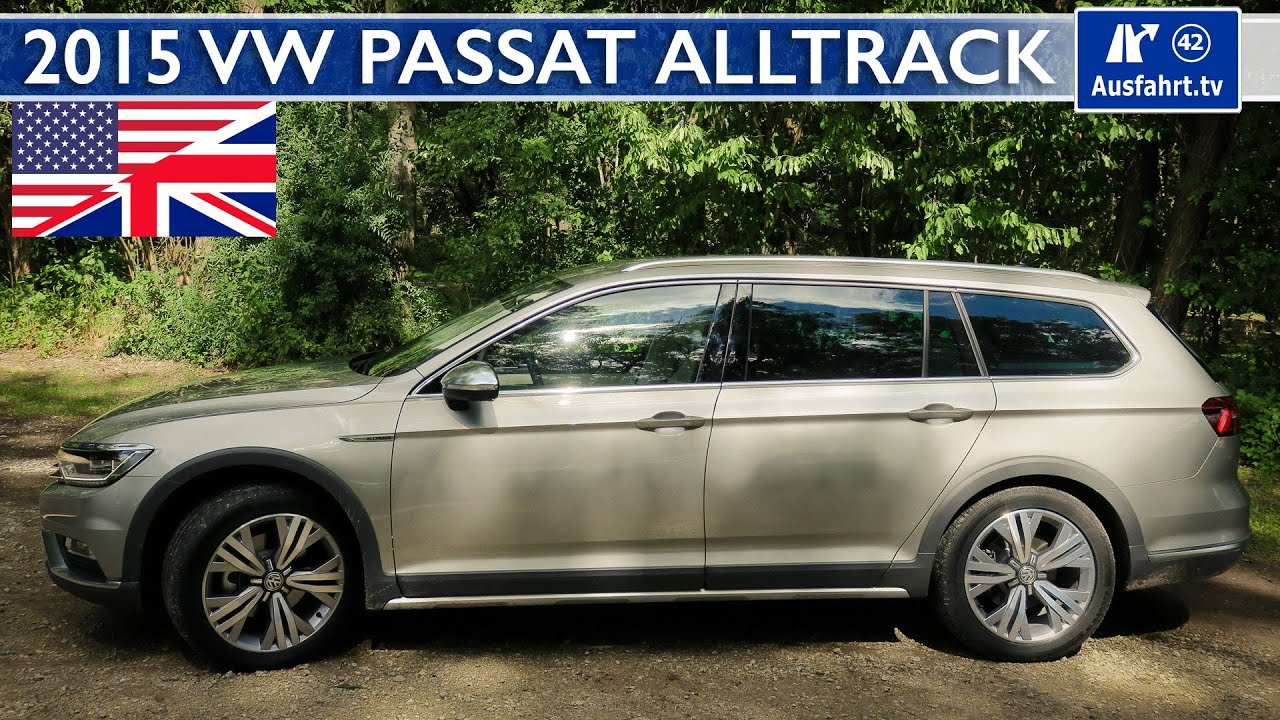 2015 volkswagen passat alltrack b8 150 ps tdi test doovi. Black Bedroom Furniture Sets. Home Design Ideas