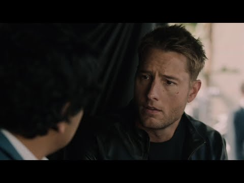 Justin Hartley: 'Big payoff