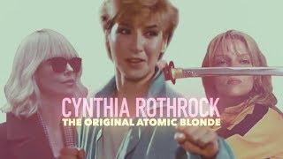 Cynthia Rothrock Is The Original Atomic Blonde