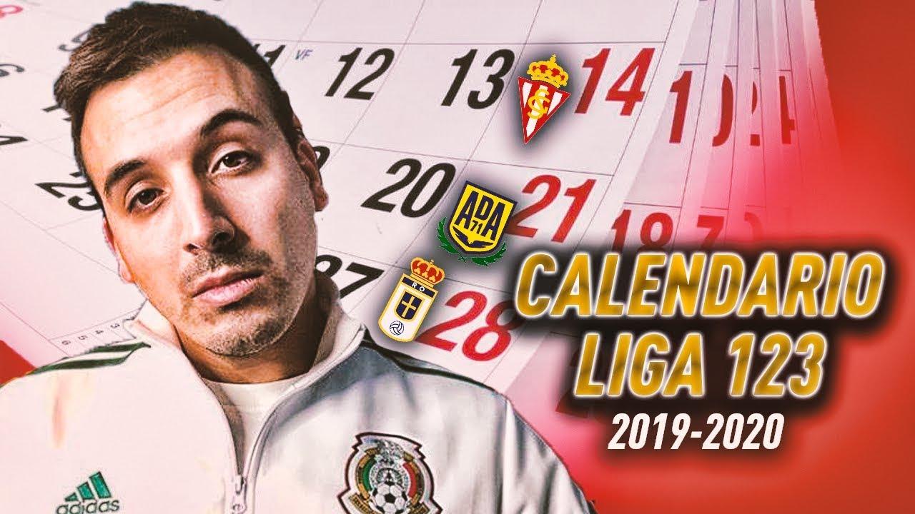 As Calendario Liga 123.Calendario Liga 123 Smartbank 2019 2020 Que Viajes Quiero Hacer