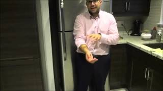 How To Roll Up Dress Shirt Sleeves-Men