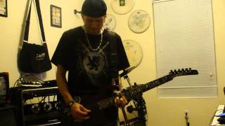 Nick Carey - Staind - So Far Away - Cover
