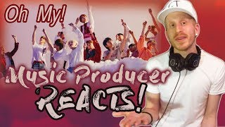 Music Producer Reacts to SEVENTEEN - Oh My! (First Time Hearing SEVENTEEN)