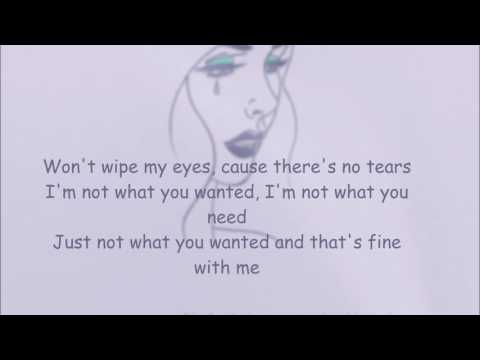 olivia o'brien - find what you're looking for lyrics  (MDM)