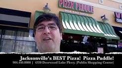Pizza Paddle Review