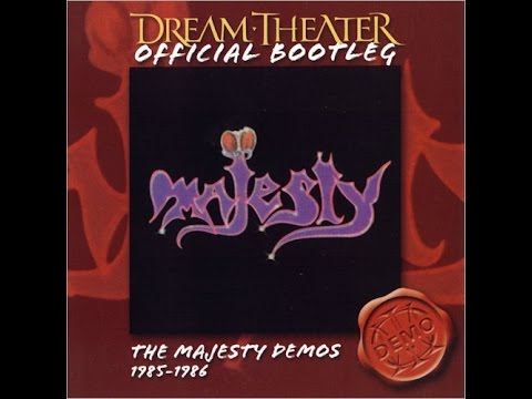 Dream Theater - The Majesty Demos (Full Album)