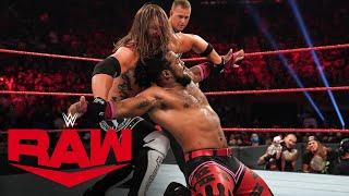 The New Day vs. AJ Styles & Omos – Tag Team Turmoil Match: Raw, Sept. 6, 2021