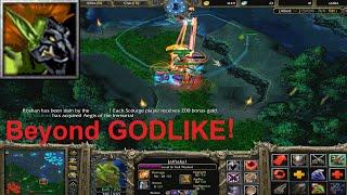 DotA 6.81d - Troll Warlord, Jah