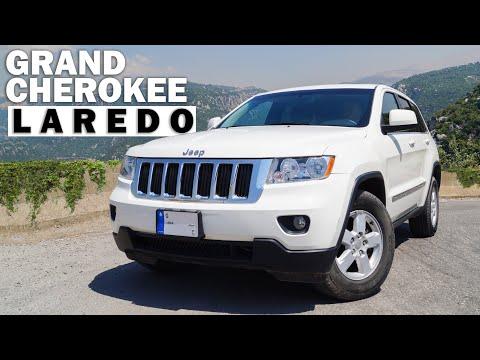 Review & Test Drive: 2012 Jeep Grand Cherokee Laredo | Full Interior & Exterior Tour, Engine Revs...
