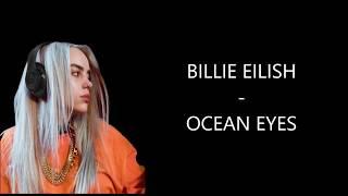 ocean eyes || billie eilish (tłumaczenie pl)