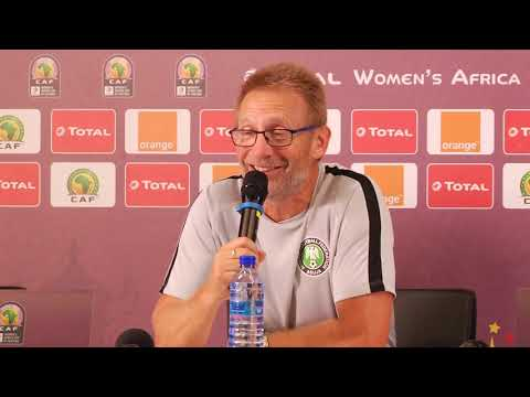 AWCON 2018: Nigeria v South Africa post match presser