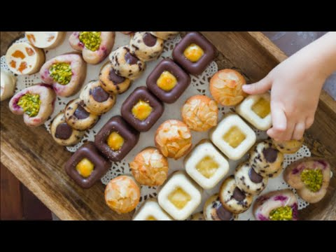 Financiers Recipe (French Almond Cakes) | How to make 6 Diff