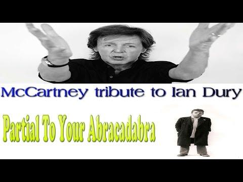 Paul mccartney i m partial to your abracadabra